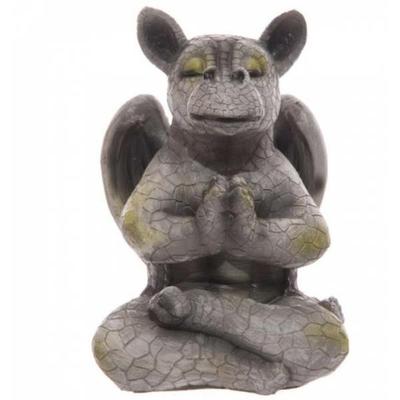 Dragon Méditation pour Jardin (21 cm - A)