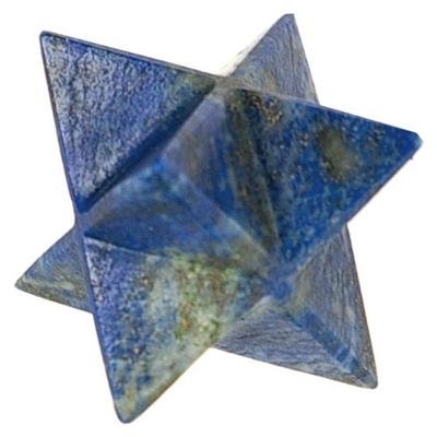 Merkaba Lapis Lazuli - 2 cm