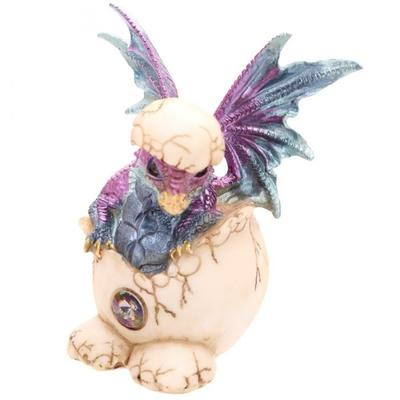 Bébé Dragon Oeuf Debout (13 cm)