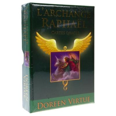L'Archange Raphaël - Cartes oracle (44 cartes+ livret)