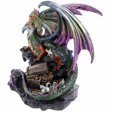 Dragon Protecteur du trésor (19 cm)