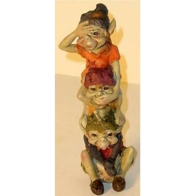 Pixies de la Sagesse superposés 16 cm