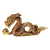 Mini Dragon Feng Shui laiton (5 cm)  56430