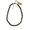 Collier Oeil de Tigre - perles 6 mm (1)