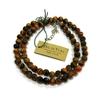 Collier Oeil de Tigre - perles 6 mm (2)