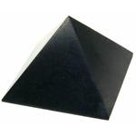 Pyramide en Tourmaline noire ( 3 cm ) 40513 (2)