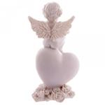 Figurine Chérubin Assis sur Cœur CHE76 (6)