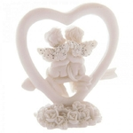 Anges Amoureux sur Flèche de Cupidon ( Lot de 3 )  CHE74-Lot (5)