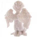 Ange Priant avec une Croix ( Lot de 2 )  CHE72-Lot