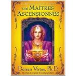 Cartes Divinatoires des Maîtres Ascensionnés ( Coffret avec 44 cartes + Livret )  28545