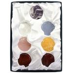 Coffret pierres 7 chakras  40071 (2)