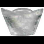 Lingot en Cristal de Roche ( Porte-Bonheur )  39099 (1)