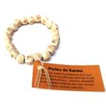 Bracelet karma Chance ( Naturel )  32017 (1)