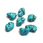 Turquoise du Tibet ( 2 cm )  TUR01 (2)