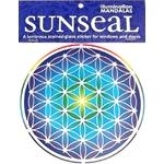 Autocollant Attrape Soleil - Fleur de Vie  57312 (2)