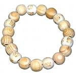Bracelet karma Chance ( Naturel )  32019
