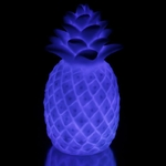 ANANAS COLOR LEDS CHANGEANTE (HAUTEUR 17CM)  LED12 (8)