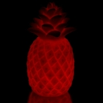 ANANAS COLOR LEDS CHANGEANTE (HAUTEUR 17CM)  LED12 (9)