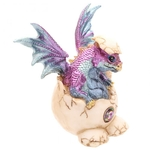 BÉBÉ DRAGON OEUF DEBUT (13 CM)  DRG393-B (3)