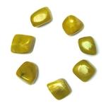 Jade Citron de Chine roulée (2 cm) (1)