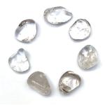 Cristal de Roche pierre roulée (3 cm) (1)