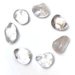 Cristal de Roche pierre roulée (3 cm) (2)
