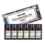 Huiles-essentielles-pour-Diffuseur-aromath-rapie-Humidificateur-D-huile-6-Sortes-Parfum-de-Lavande-Arbre-th
