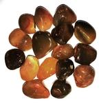 Agate feux pierre roulé naturelle (1)
