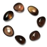 Quartz fumé pierre roulée qualité extra (3)
