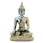 Statuette Bouddha zen 2sable