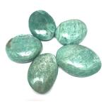 Amazonite Galet Pierre Amulette pierre roulée (1)
