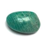 Amazonite Galet Pierre Amulette pierre roulée (3)