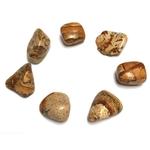 Jaspe Paysage pierre Roulée (2 cm) (2)