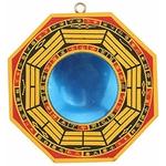 Miroir Feng Shui Bagua concave (13 cm) (1)