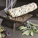 Sauge Blanche Bâton Purificateur - Salvia Apiana (16 cm) (1)