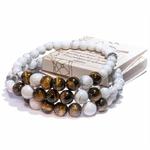 Bracelet Oya Howlite et Oeil de Tigre  OYA-06-lithotherapie-vertus-bien-etre-energie (1)