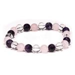 bracelet-triangle-d-or-amethyste-quartz-rose-et-cristal-de-roche-perles-de-8-mm