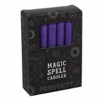 bougies-magie-sort-violets-bonheur-lot-12-rituel