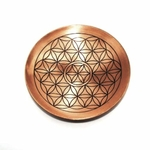 coupelle-assiette-cuivre-symbole-motif-fleur-vie