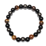 bracelet-oeil-tigre-obsidienne-hematite-perles-8mm-protection-force-energie-pierre-naturel