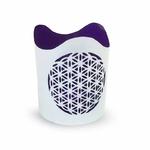 photophore-eclairage-ambiance-fleur-de-vie-blanc-violet