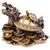 Dragon Tortue dorée Feng-Shui ( 9 cm )  56779
