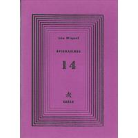 ÉPIGRAMMES 14