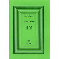 ÉPIGRAMMES 12