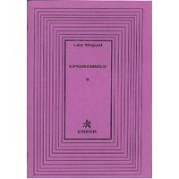 ÉPIGRAMMES II
