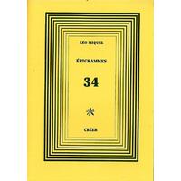 ÉPIGRAMMES 34
