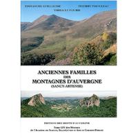 ANCIENNES FAMILLES DES MONTAGNES D'AUVERGNE - Sancy-Artense