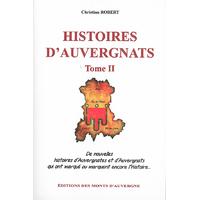 HISTOIRES D'AUVERGNATS Tome II