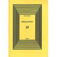 ÉPIGRAMMES 35