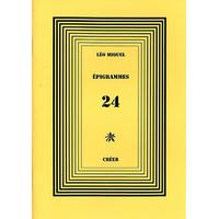 ÉPIGRAMMES 24